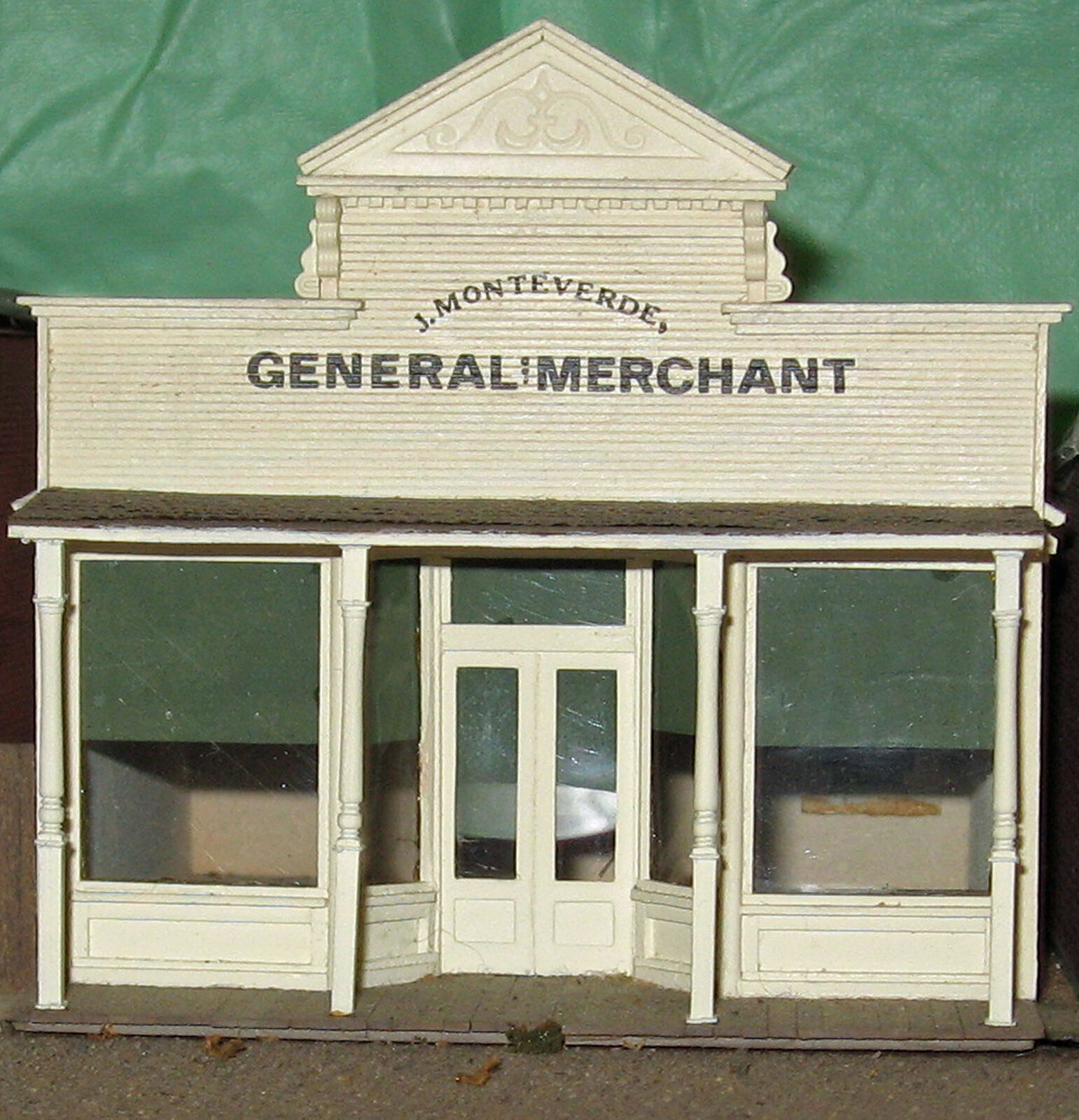 GENERAL GENERAL GENERAL STORE HO modello Railstrada Structure Unpainted Craftsuomo Wood Kit CM38904 a7a477