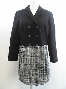 Together Tweed Panel Coat SIZE 18 RRP 99 BRAND NEW BOX82 41 F - Sutton Coldfield, West Midlands, United Kingdom - Together Tweed Panel Coat SIZE 18 RRP 99 BRAND NEW BOX82 41 F - Sutton Coldfield, West Midlands, United Kingdom