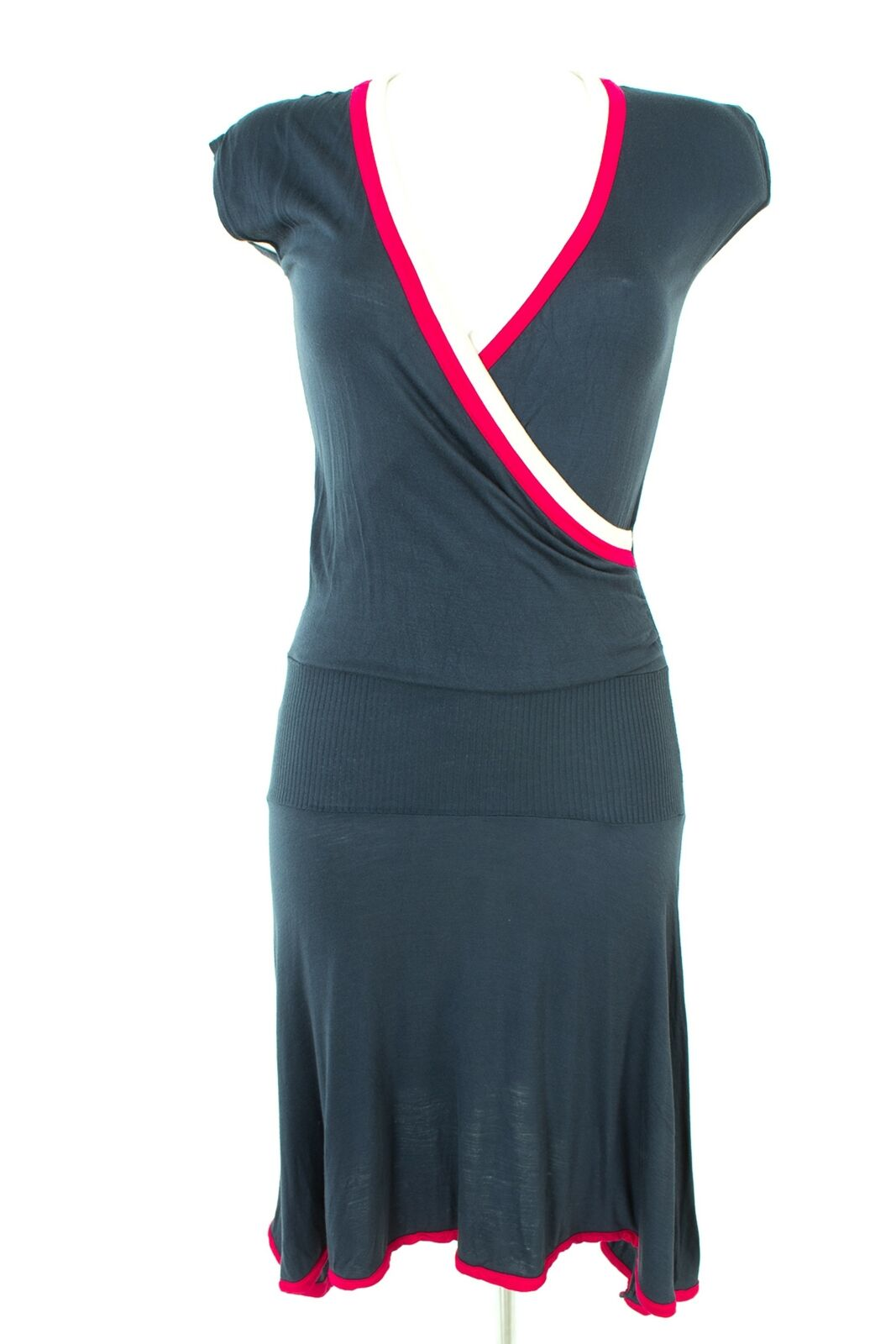 DEPT Damen Kleid Sommerkleid Viskose Gr. S