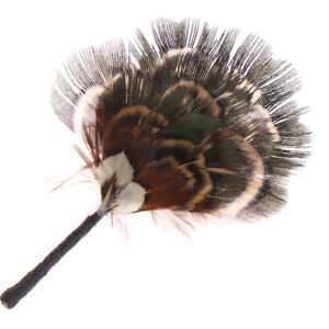 1-12-Dollhouse-Miniature-Lady-Feather-Fan-Dollhouse-Accessories-Furniture-YK