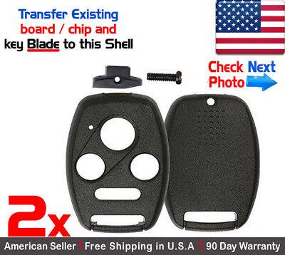 Fits 2010 2011 2012 2013 Acura ZDX Keyless Entry Remote Key Fob MLBHLIK-1T 2x