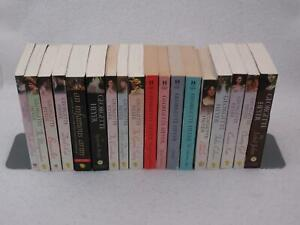 Lot of 18 GEORGETTE HEYER Historical Regency Romances Trade Paperbacks