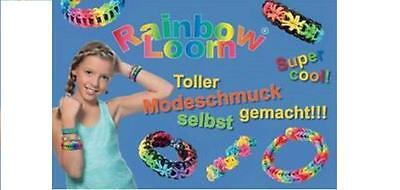Gummibänder von Original Rainbow Loom Bands, Verschiedene Farben, Neu und Ovp