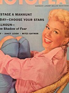 Vintage-Collectible-Movie-Magazine-Doris-Day-Cover-October-1955