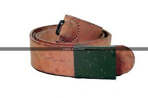 Ceinturon Militaire cuir brut Taille 100   eBay ddb7e203b37