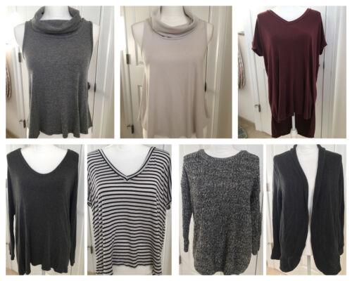 Lot of 7 Tops Sweaters Sz Medium, Brandy Melville