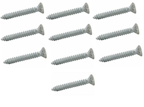 G A4 Marine Grade Stainless Steel Self Tapping Screws  Pack 10