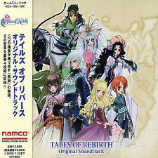 Tales of Rebirth [4 CD]  Original Soundtrack