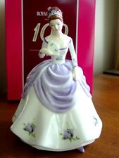 Royal Albert 100 Years Royal Albert ASHLEY Figurine - NEW