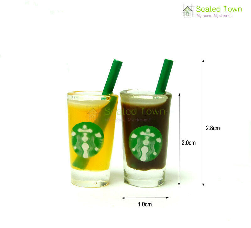 2 color Juice cup 2.8cm H