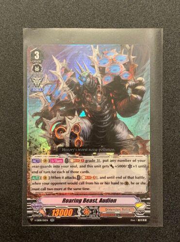 Roaring Beast Cardfight Vanguard Dimension Police Audion V-EB08//011EN RR