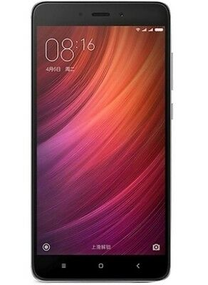 Xiaomi Redmi Note 4 32GB+3GB RAM Gris SMARTPHONE LIBRE