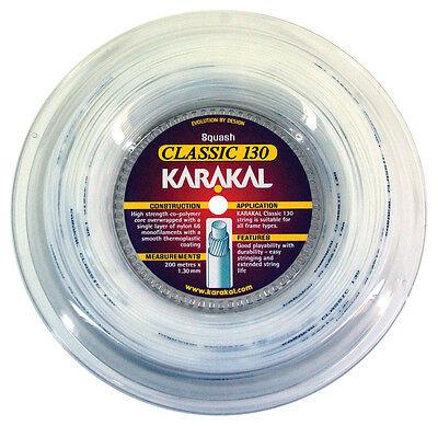 110m Reel Karakal Hot Zone 120 Squash String