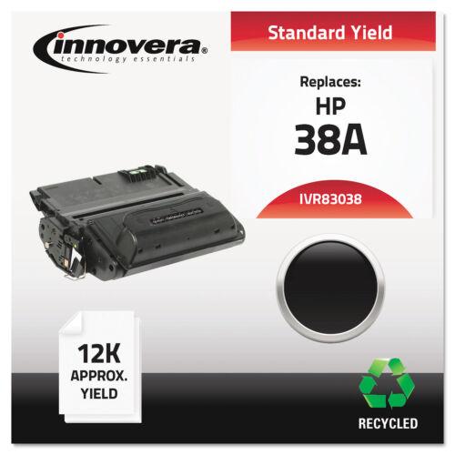 38A Toner Black 83038 Innovera Remanufactured Q1338A