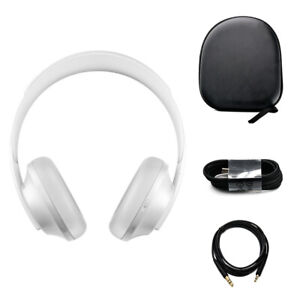 Bose 700 Noise Cancelling Wireless Over-ear Bluetooth Headphones -Luxe Silver