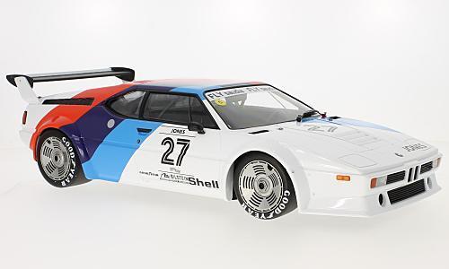Bmw m1 Procar, No. 27, BMW motorsport, Procar, 1 12, Minichamps