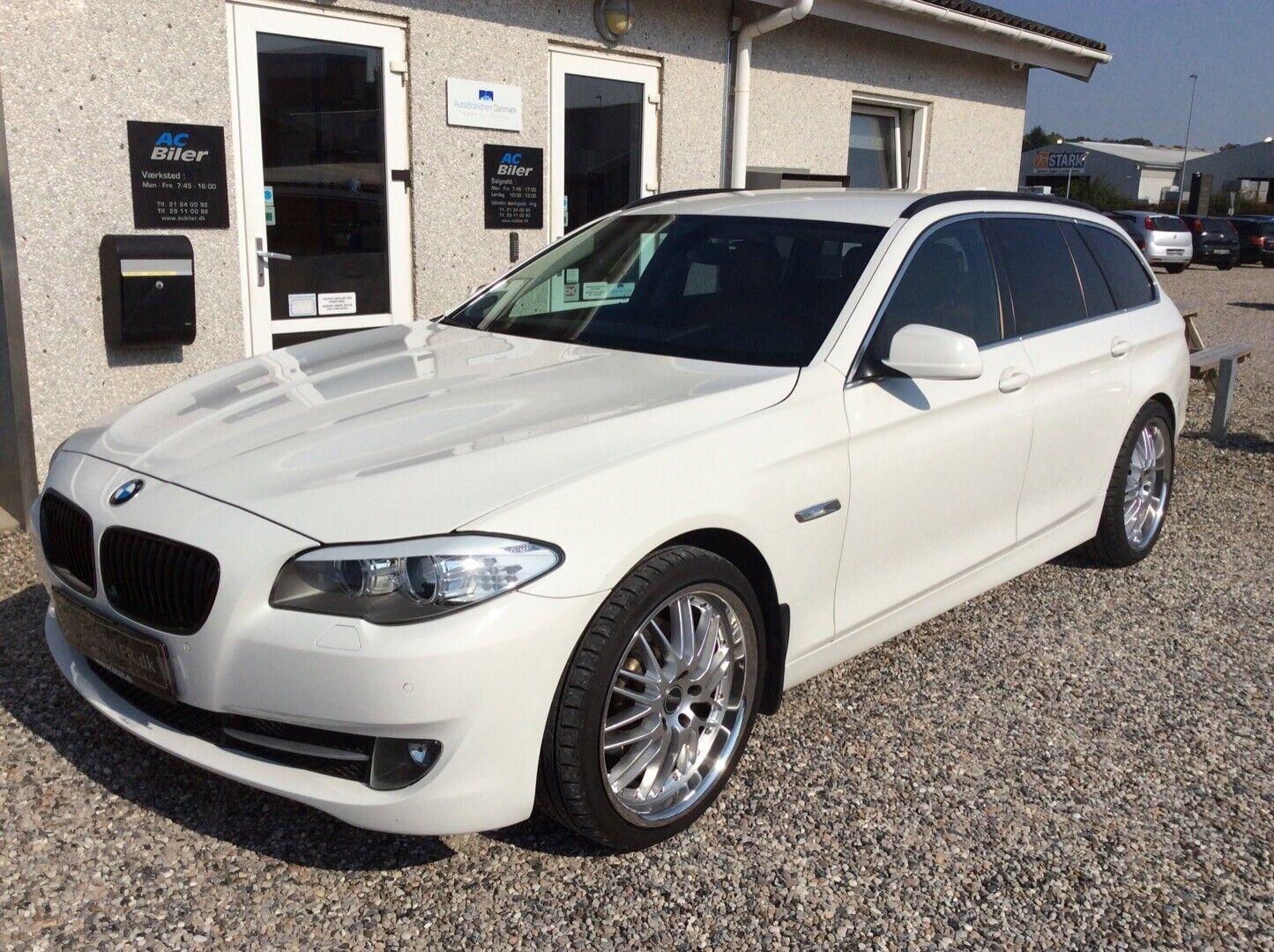 BMW 520d 2,0 Touring aut. 5d - 199.900 kr.