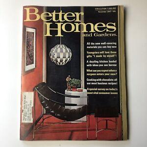 November 1967 Better Homes and Gardens Magazine Modern ...