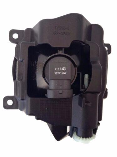 PASSENGER RIGHT SIDE CLEAR FOG LAMP LIGHT FOR FITS 2013 14 15 TOYOTA RAV4