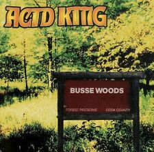 Acid King - Busse Woods LP - Splatter + Three Way Blend - Colored Vinyl - NEW