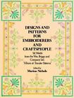 """Dover Pictorial Archive: Designs and Patterns for Embroiderers and Craftspeople : 512 Motifs from """"Album of Transfer Patterns"""" by Limited Staff Briggs Company (1974, Paperback, Reprint)"""