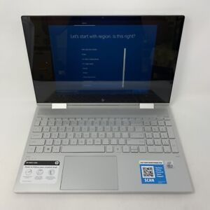 HP Envy 15 x360 2-in-1 2020 i5-1035G1 1.0GHz 8GB 256GB SSD - Excellent Condition