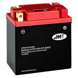 Batería de Litio para Yamaha FZR 1000 Génesis año 1987-1988 JMT HJTX14AH-FP
