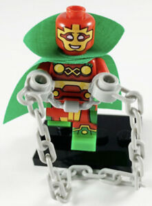NEW DC SUPER HEROES LEGO MINIFIGURES SERIES 71026 Mister Miracle