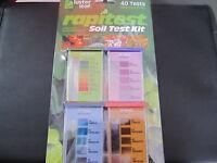 Soil Test Kit Rapitest Soil Tester Test Ph, Nitrogen, Phosporous 1601