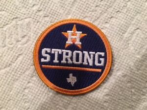 Image is loading Houston-Strong-Patch-Houston-Astros-Embroidered-Patches -Iron-