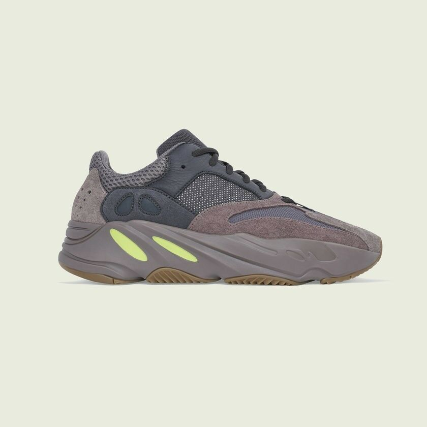8d85fe4c69e0e confirmed order WEST Yeezy 700 Boost Mauve size 11 KANYE Adidas ...