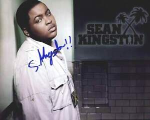 Kingston now sean Sean Kingston