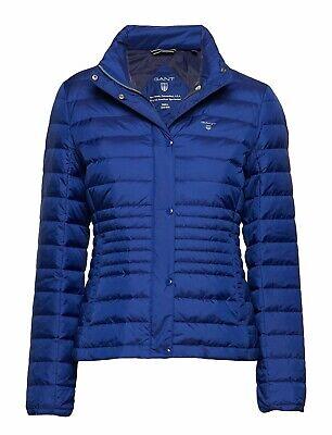 Gant 01 Light Down Damen Stepp Jacke College Blue Blau Daunen Leichte Neu   eBay