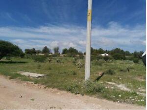 Terreno campestre en venta en ex hacienda de Banuelos Guadalupe Zacatecas