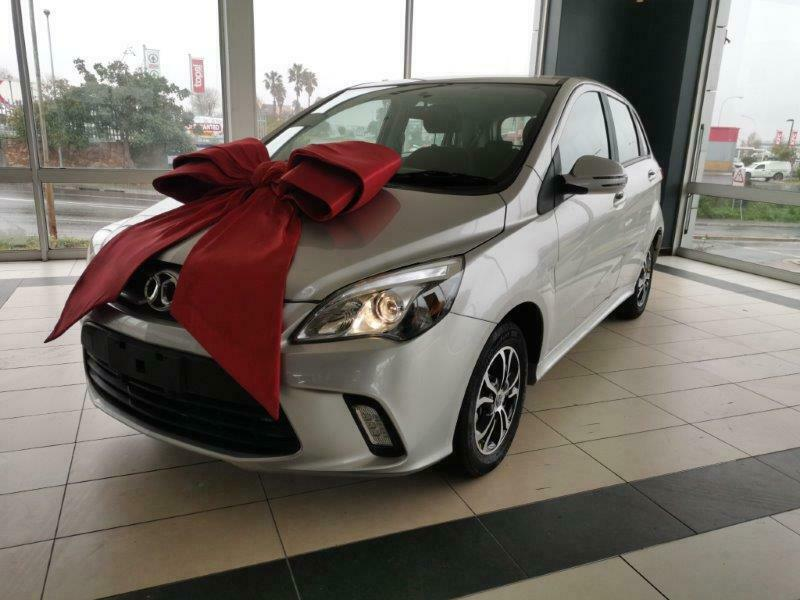 Silver Baic D20 Hatch 1.3 Comfort with 1km available now!