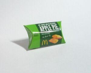 Image Is Loading McDONALDS Hot APPLE PIE Green Packet Box FRIDGE