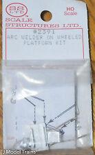 SS Ltd. HO #2391 Arc Welder on Wheeled Platform kit