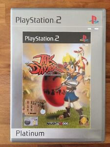 Jak And Daxter The PRECURSOR LEGACY Platinum PlayStation 2 Originale Ps2 - Italia - Jak And Daxter The PRECURSOR LEGACY Platinum PlayStation 2 Originale Ps2 - Italia