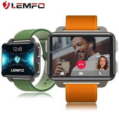 Lemfo Lem4Pro Smart Watch Bluetooth WIFI GPS 16Go Podomètre Cardiofréquencemètre