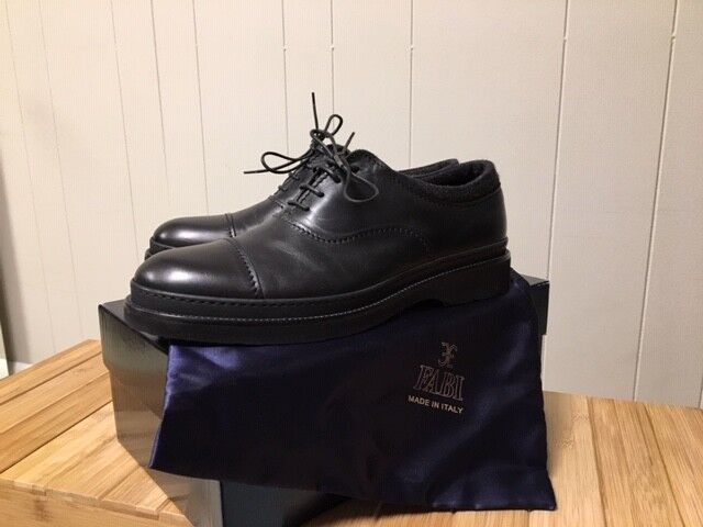 Men's Italian super comfortable walking shoes by Fabi size 11''