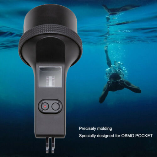 Emotion 60 Meters Waterproof Protective Housing Case Diving For DJI OSMO Pocket