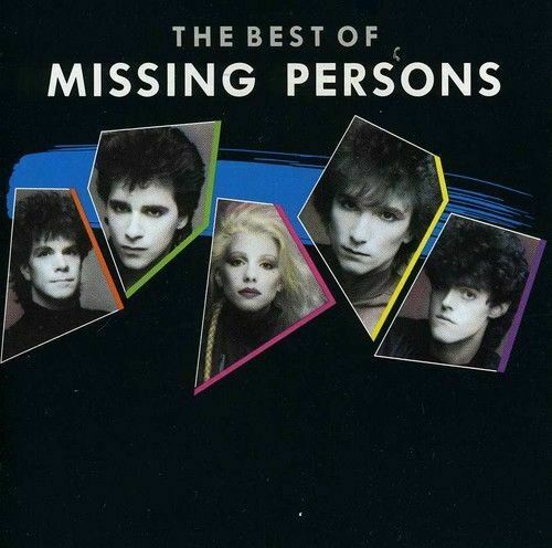 MISSING PERSONS The Best Of CD BRAND NEW