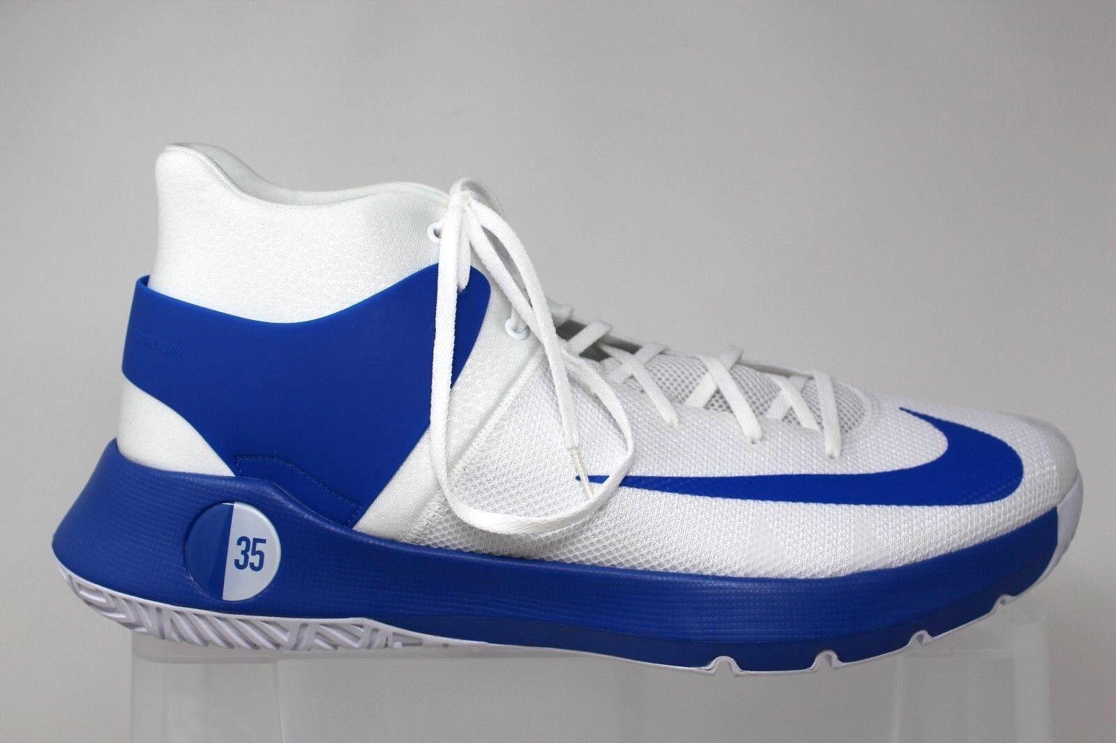 Nike KD Trey 5 IV Durant 856484-140 TB promo Kevin Durant IV Azul Blanco Hombre sz 17 nuevos casual salvaje 3306ff