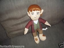 "Bleacher Creatures 10""The Hobbit Bilbo Baggins Bambola di peluche-NUOVO"