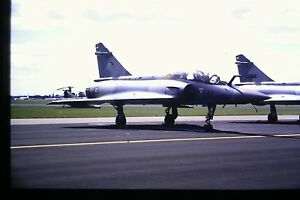4-477-Dassault-Mirage-5-French-Air-Force-2-FC-Kodachrome-SLIDE
