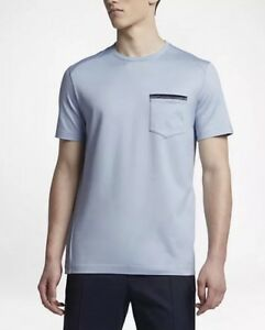df30c20a Nike NikeCourt x RF Men's Short-Sleeve Top - Size Large Light Armory ...