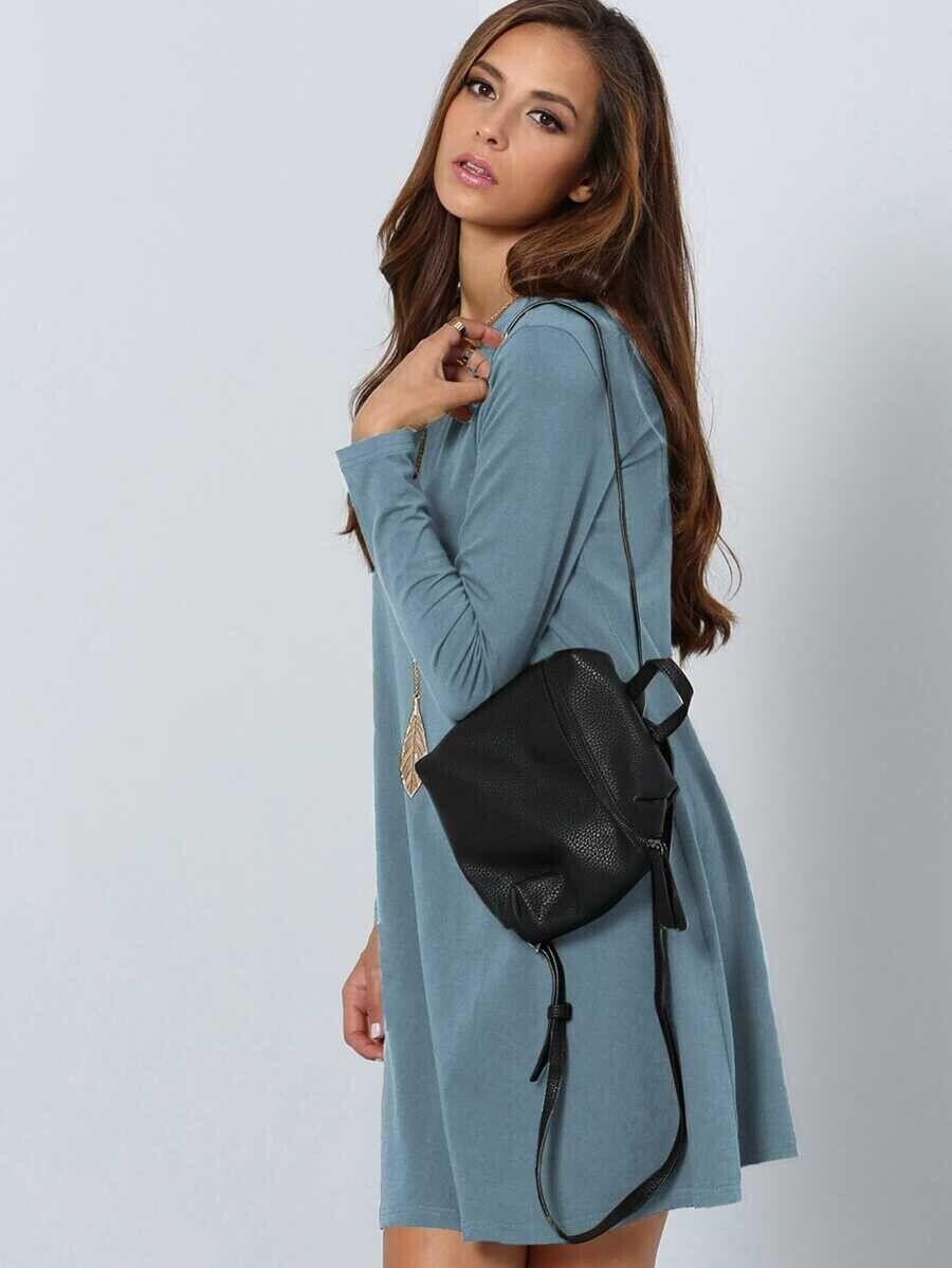 SHEIN Swing Tee Dress - image 3
