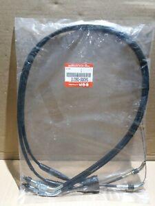 New Genuine OEM P 58300-01H10-000 Suzuki Cable assy,throttle no.2 5830001H10000