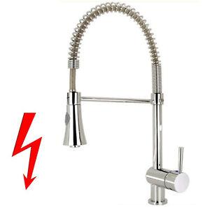 Niederdruck Gastro Mischbatterie Brause Küche Wasserhahn Boiler ...
