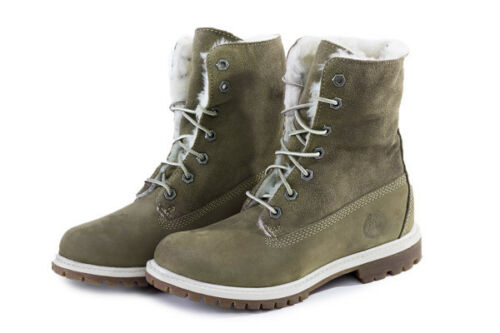 69 Womens Lined Faux Was Sale 139£ 99£ Timberland Winter Fur Boots Now vq7vaR